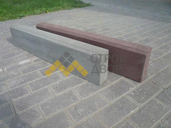 Бордюрный камень 1000x200x80
