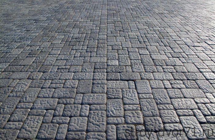Что предложено в нашем ассортименте тротуарной плитки