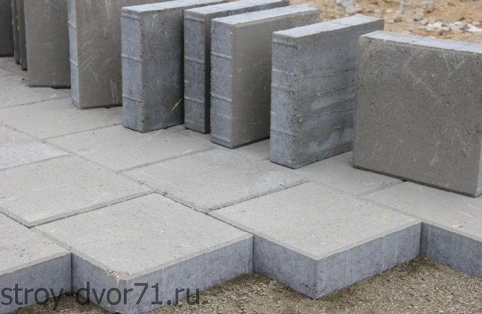 ГОСТ 17608-91 Плиты бетонные тротуарные