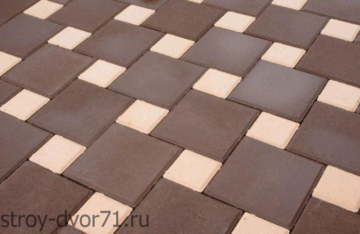 Что такое ГОСТ для бетонная тротуарная плитка