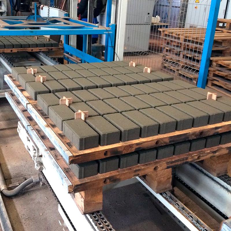 Производство тротуарной плитки в Туле