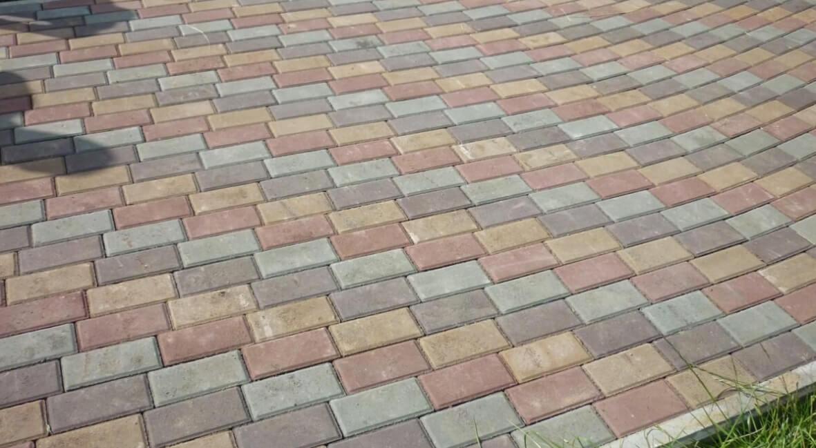 плитка тротуарная 3 см толщиной купить